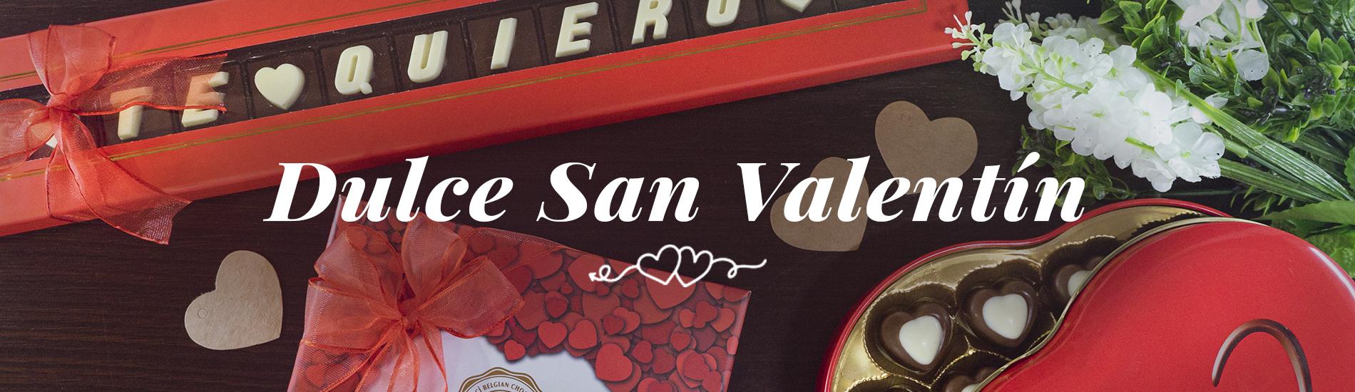 Bombones a domicilio por «San Valentín»