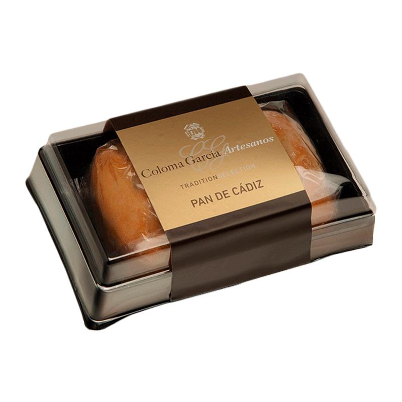 Estuche pan de Cádiz artesano 350g