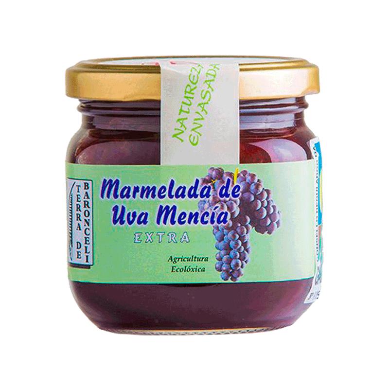 Mermelada de uva Mencía 200g