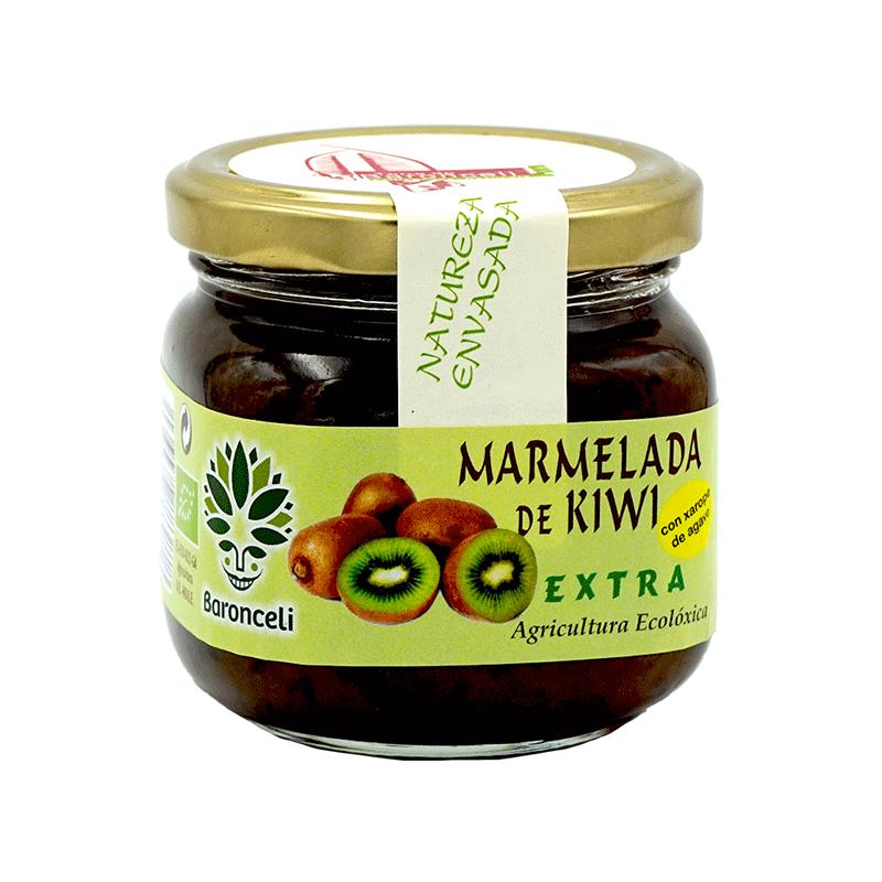 Mermelada de kiwi sin azúcar 200g