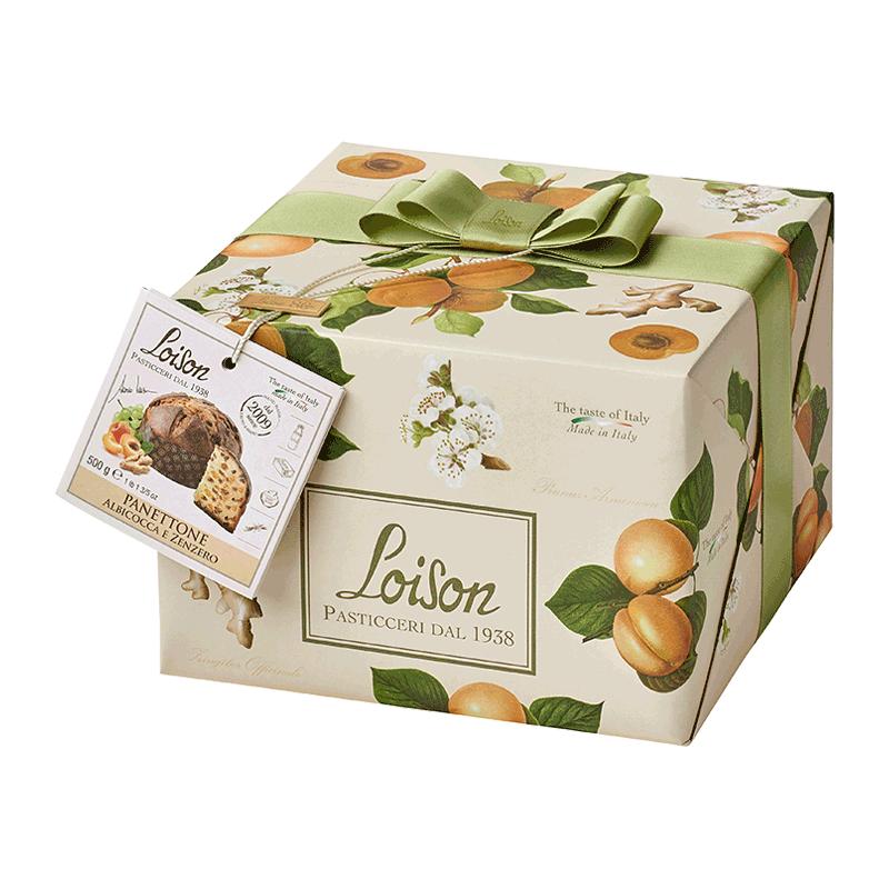 Panettone albicoca 'Frutta & Fiori' 500g
