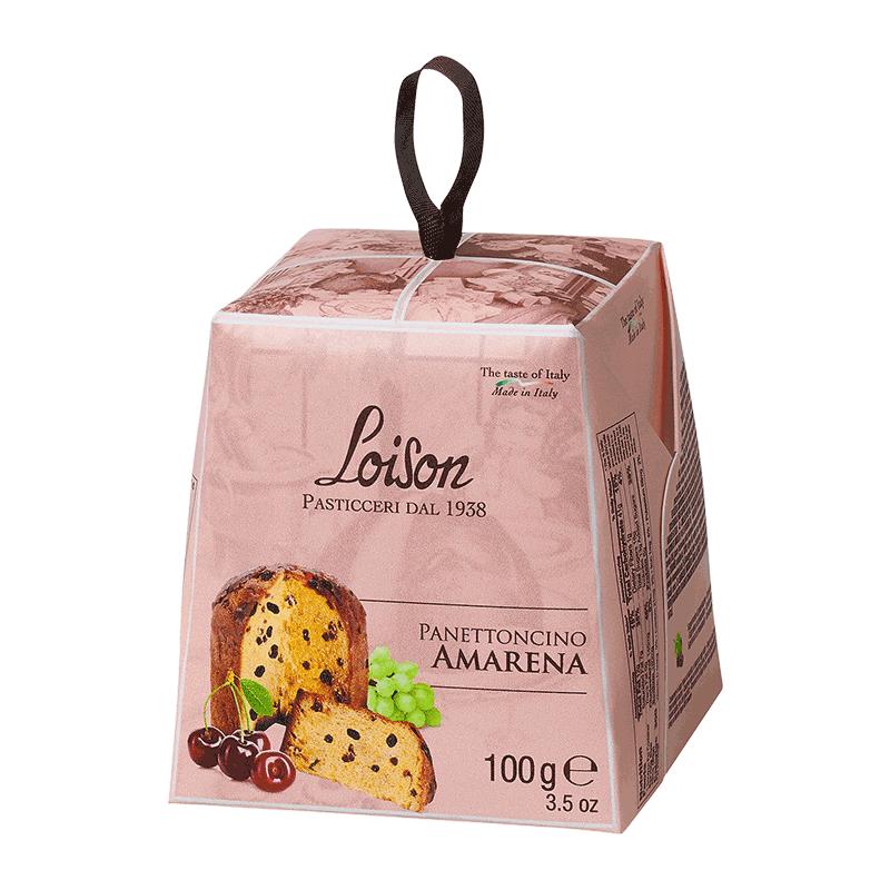 Panettocino amarena 'Mignon' 100g