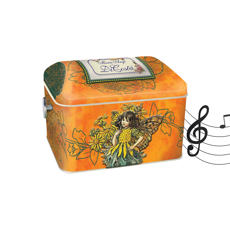 Lata bombones surtidos 'Magico Scrigno' musical 100g