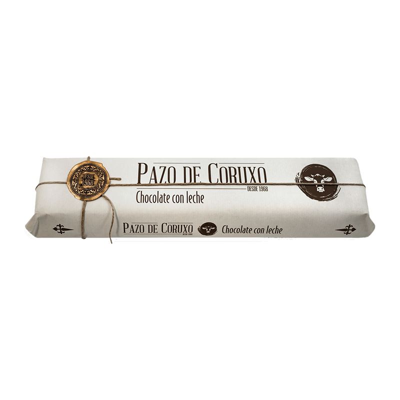 Chocolate artesano leche 500g