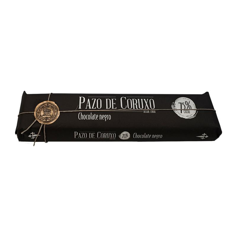 Chocolate artesano 75% cacao 500g