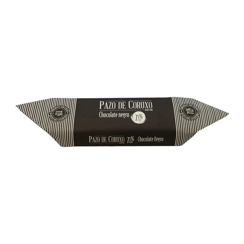 Chocolate artesano 75% cacao 200g