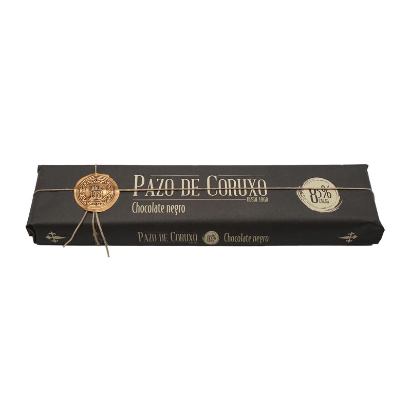 Chocolate artesano 85% cacao 300g