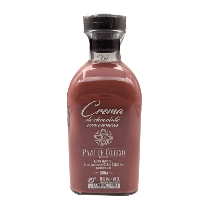 Frasca crema de chocolate con cereza gallega 70cl