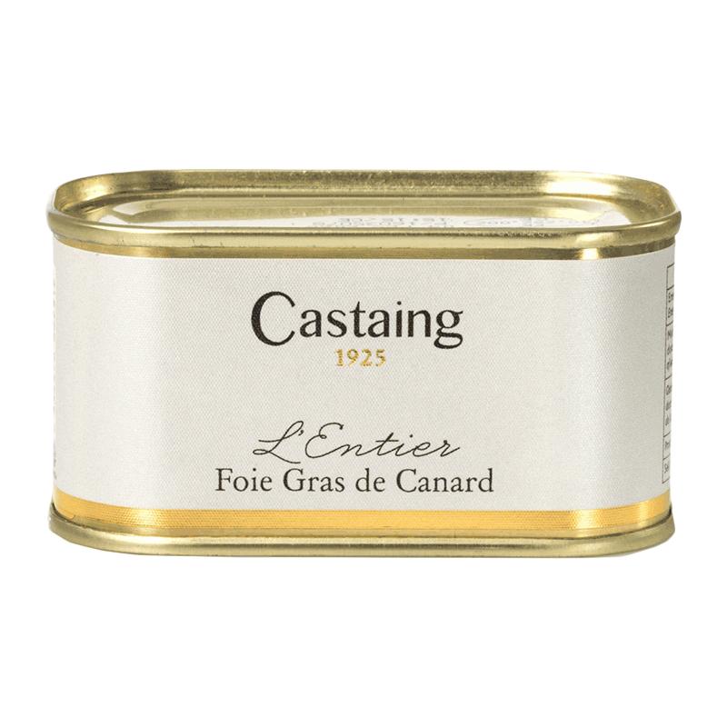 L'Entier foie gras entero de pato 130g