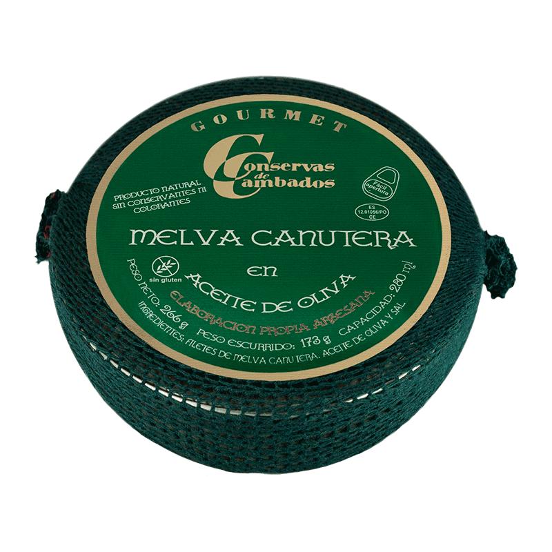 Melva canutera en aceite oliva 266g