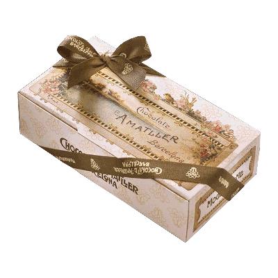 Caja surtido Napolitanas chocolate 100g