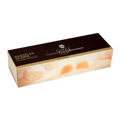 Estuche pasteles de Gloria artesano 200g