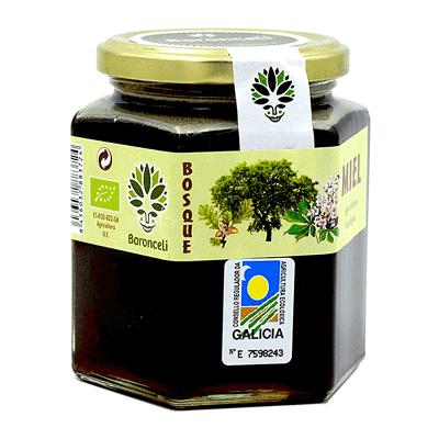 Miel de bosque ecológica 500g