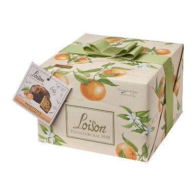 "Panettone mandarino ""Frutta & Fiori"" 500g"