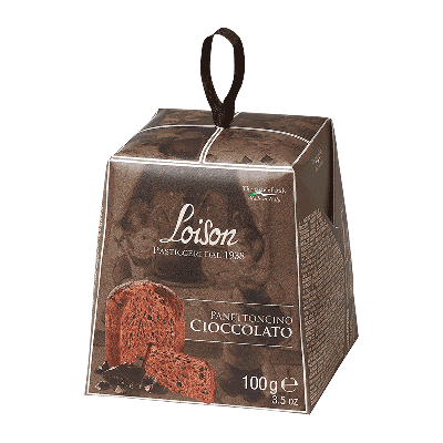 Panettocino cioccolato 'Mignon' 100g