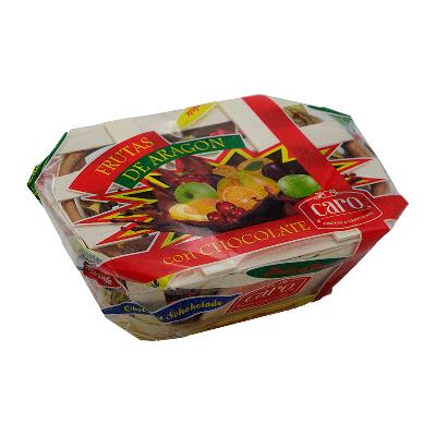 Banasta fruta de Aragón surtida 500g