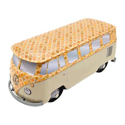 Lata bombones praliné leche 'Furgoneta Volkswagen años 70' 150g