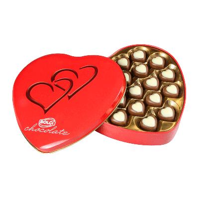 Lata bombones corazón 'Heart' 240g