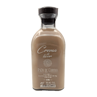 Frasca crema de licor gallega 70cl