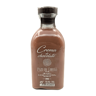 Frasca crema de chocolate gallega 70cl
