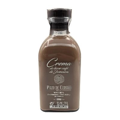Frasca crema de licor café de Jamaica 70cl