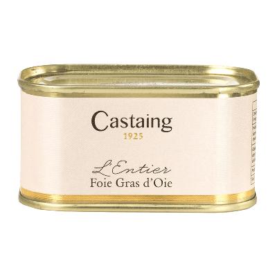 L'Entier foie gras entero de oca 130g