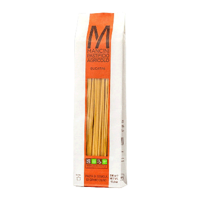 Pasta Bucatini diámetro 2,9mm 500g