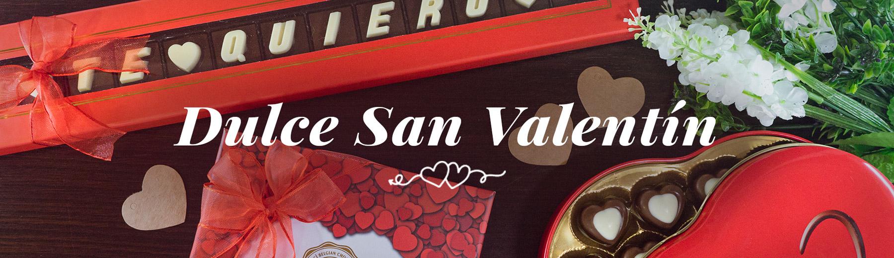 Enviar bombones a domicilio por San Valentín